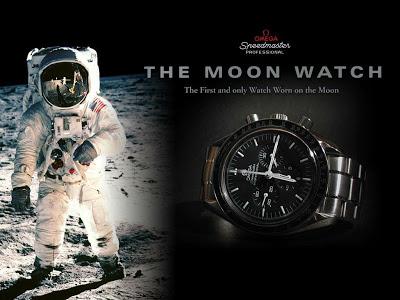 Omega Speedmaster, relógio usado pelos astronautas da NASA